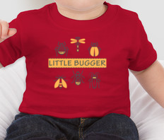 Little-Bugger-Infant-Red